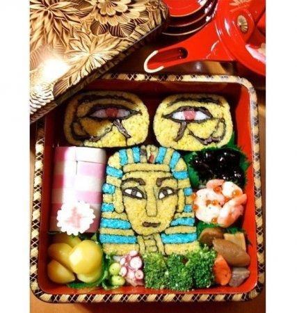 Суши-художества шеф-повара