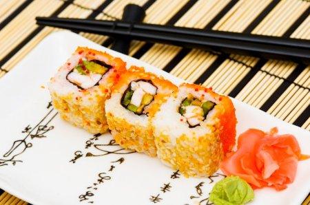 Суши снижают риск онкологии и являются естественными антидепрессантами