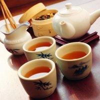Чай по-японски
