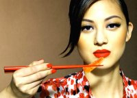 Суши как элемент диеты